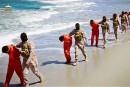 Nouvelle vidéo de l'EI sur des exécutions de chrétiens en Libye