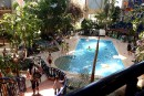 Arrêté pour incitation à des contacts sexuels à la piscine de l'hôtel