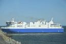 Le nouveau traversier de Matane arrivé à bon port