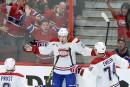 Le Canadien à une victoire du deuxième tour