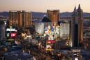 Las Vegas en solo