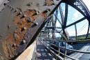Pont de Québec: loin d'une entente sur la peinture
