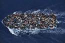 Pressions internationales pour faire face à la crise migratoire en Méditerranée