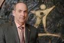 André Lamarche à la barre de la CSRS