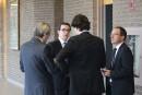 Récusation du juge Dumas: débat sur les notes sténographiques