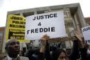 Arrestation tragique à Baltimore: des soins étaient requis, admet la police