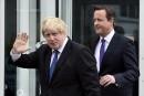 Élections britanniques: Boris Johnson à la rescousse de David Cameron