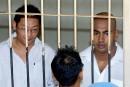 Indonésie: des diplomates auprès de condamnés en attente d'exécution