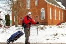 5000 km à pied: la nature a eu raison de Jean Jacques