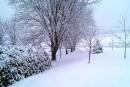 Retour de l'hiver dans le Haut-Saint-François