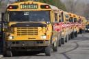 Transport scolaire: 100 $ de plus pour les familles divorcées