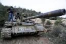 Le régime syrien subit un revers majeur