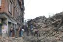 Ottawa pense à envoyer son Équipe d'intervention au Népal