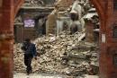 Réplique de 6,7 sur l'échelle de Richter au Népal