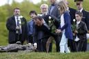 Libération des camps: commémorations en Europe