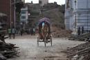 Séisme au Népal: bilan provisoire de 2500 morts