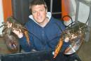 Hausse du prix du homard: la faute du climat... et des Chinois