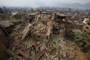 Séisme au Népal: les nouvelles arrivent enfin jusqu'à Québec