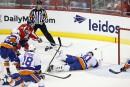 Kuznetsov propulse les Capitals au deuxième tour
