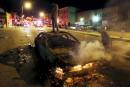 Lendemain d'émeutes à Baltimore