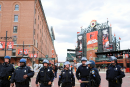 Émeutes à Baltimore: un match des Orioles disputé à huis clos