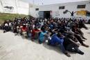 Libye: les migrants retenus dans des conditions «désastreuses»
