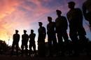 L'Indonésie a exécuté sept condamnés étrangers