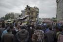 Népal: les sismologues craignaient un scénario bien plus dramatique