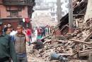 Séisme au Népal: au coeur du désastre