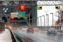 Encore des travaux sur le pont de Québec