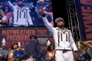 Floyd Mayweather: «Je suis le plus malin»