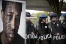 Baltimore: beaucoup d'Afro-Américains se méfient de la police