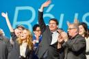 Péladeau veut que Québec joue dans la cour des grandes capitales