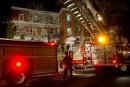 Incendie rue Bowen: l'homme de 74 ans est décédé