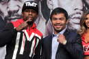 Pacquiao-Mayweather: dernières petites provocations