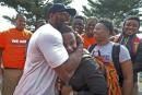 Des joueurs des Ravens visitent des écoles de Baltimore