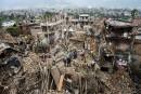 Séisme au Népal: le bilan monte à 6204 morts