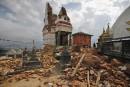 Les architectes planifient la reconstruction du Népal
