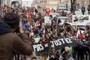 Manifestations et actions surprises partout au Québec