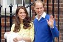 La princesse Kate donne naissance à une petite fille