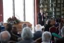 Touchante cérémonie en l'honneur d'André Nault