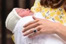 La fille de William et Kate s'appelle Charlotte Elizabeth Diana