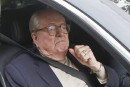 Jean-Marie Le Pen «suspendu» du Front national