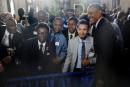 À New York, Obama plaide pour l'égalité des chances