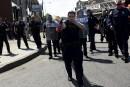Regain de tension à Baltimore après une rumeur