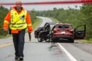 Le bilan routier de l'Estrie ne s'améliore pas