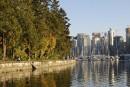 Se délier les chevilles à Vancouver