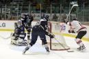 Les Remparts ouvrent la finale avec un gain de 7-4 à Rimouski