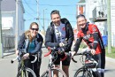 Grand Défi Desjardins: une randonnée cycliste aux multiples efforts