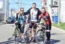 Grand Défi Desjardins: une dose quotidienne de 120 km